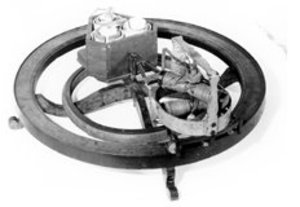 Institute - History - The invention of the electric motor